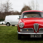 Giulietta-1-2 Oldtimerbeurs Klassieker Drachten