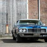 Thunderbird-1 Oldtimerbeurs Klassieker Drachten